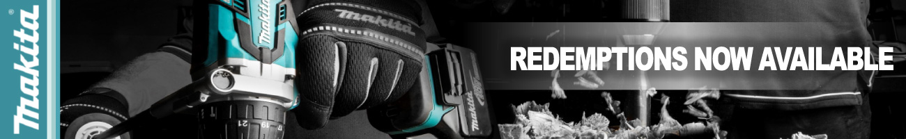 Makita Redemptions
